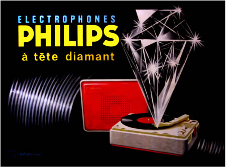 Philips - Tete Diamant