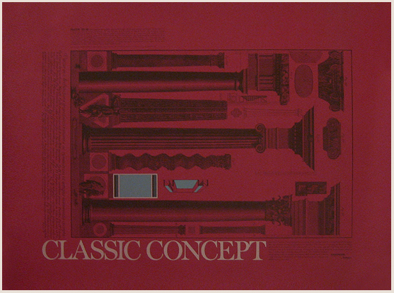 Architectural Rendering - Classic Concept