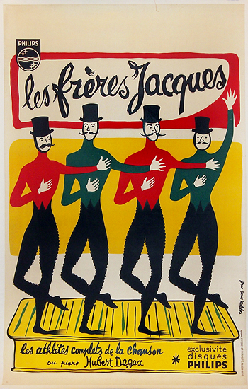 Le Freres Jacques (Variant No Top Type)