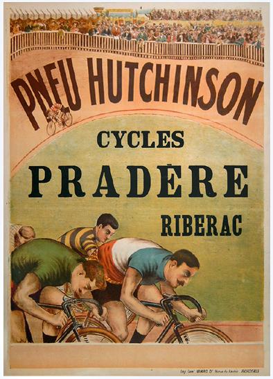 Pneu Hutchinson Cycles Pradere Riberac