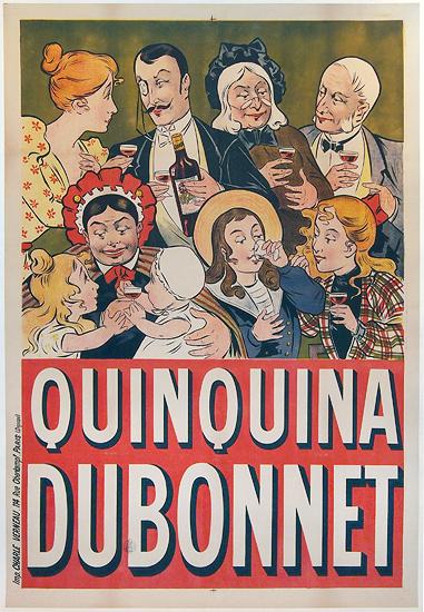 Quin Quina Dubonnet