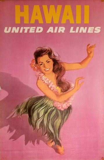United Hawaii (Pink)