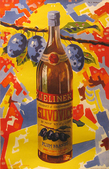 Slivovice Plum Brandy