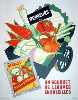 Maggi (Primeurs) - Vegetable Bouillon