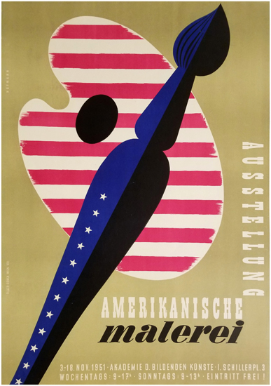 Amerikansche Malerie (American Paintings)