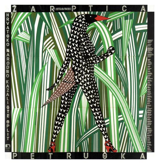 Firebird Ballet - Zarptica