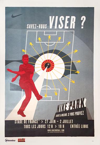 Nike Park Savez-Vous Viser