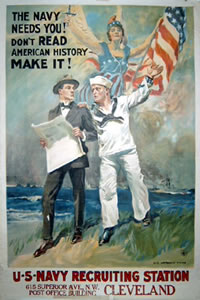 The Navy Needs You!