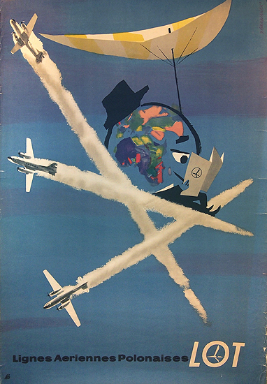 LOT Airlines (Globe)