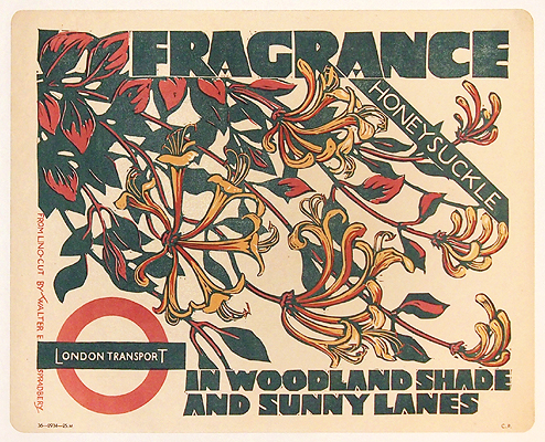 Fragrance in Woodland Shade and Sunny Lanes (London Transport)