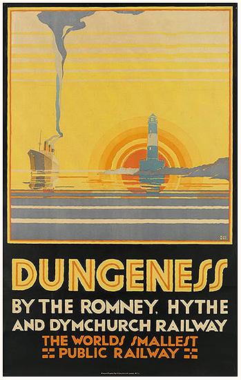 Dymchurch Railway - Dungeness