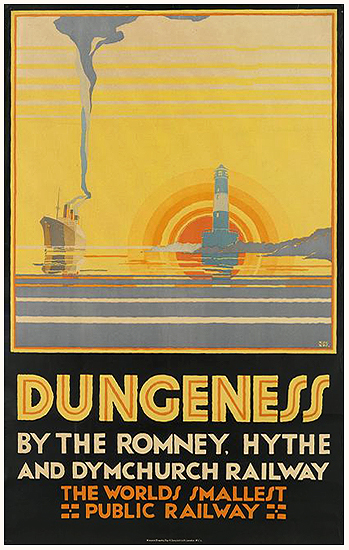 Dymchurch Railways - Dungeness