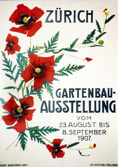 Zurich Gartenbau-Ausstellung