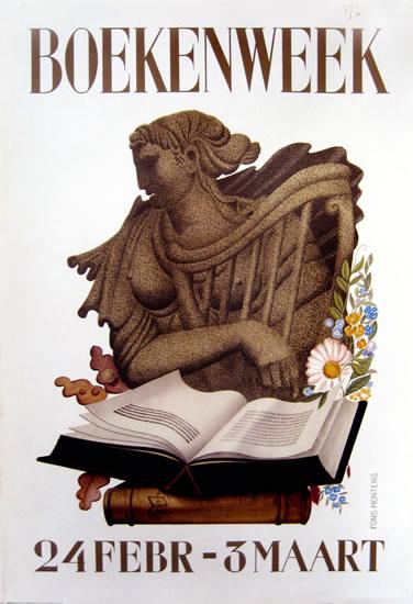 Boekenweek (Statue)