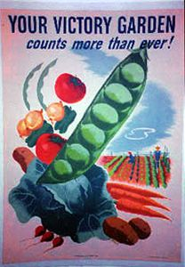Your Victory Garden Counts More Than Ever