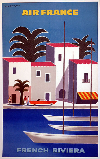 Air France - French Riviera
