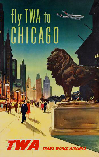 TWA Chicago (Lion)