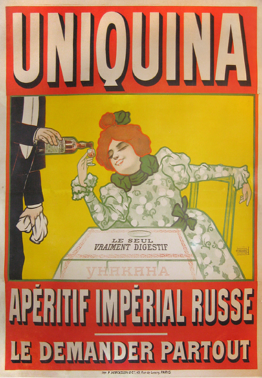 Uniquina Aperitif Imperial Russe