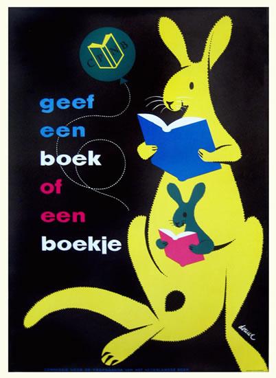 Geef en Boek of een Boekje