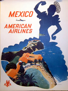 American Airlines - Mexico