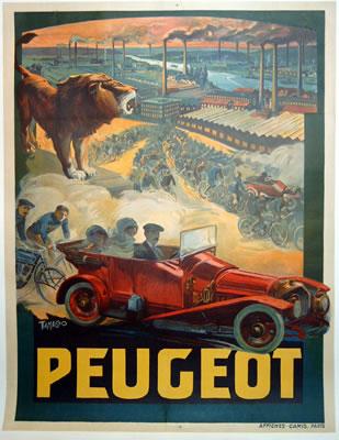 Peugeot Lion