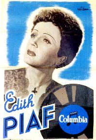 Edith Piaf - Columbia