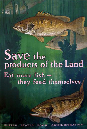 Save the Products of the Land