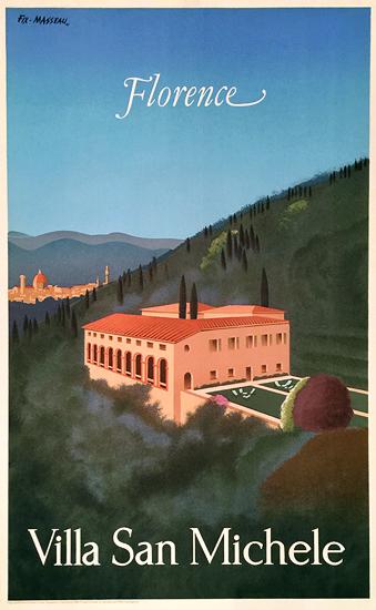 Florence Villa San Michele