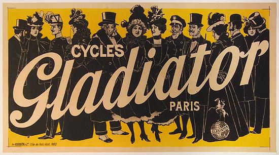 Cycles Gladiator Paris (People)