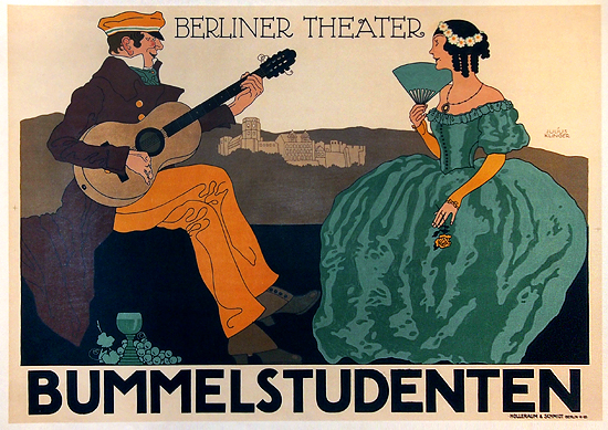 Berliner Theater - Bummelstudenten