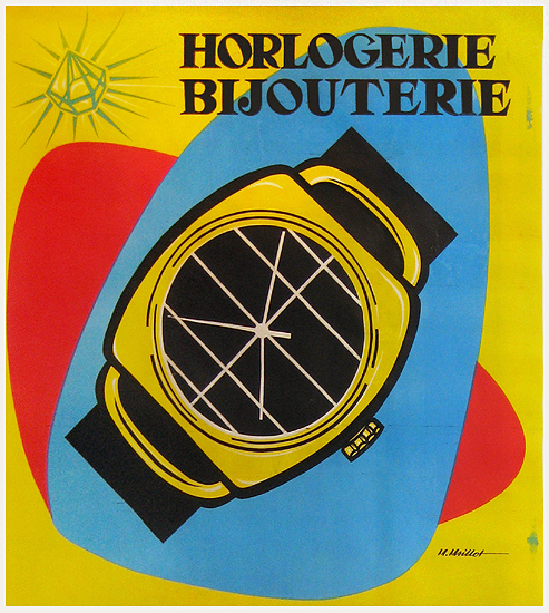 Horlogerie Bijouterie (Jewelry and Timepieces)