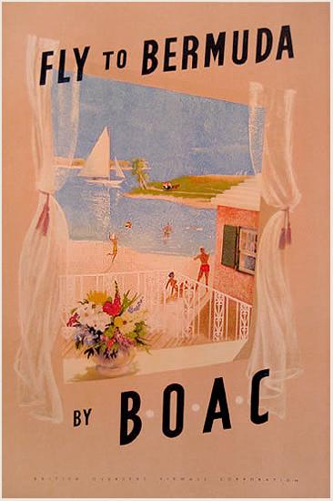 BOAC - Bermuda