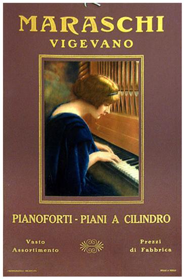 Maraschi Vigevano Pianos