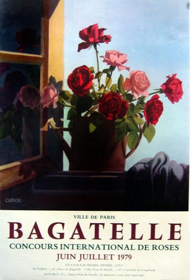 Bagatelle Roses 1979
