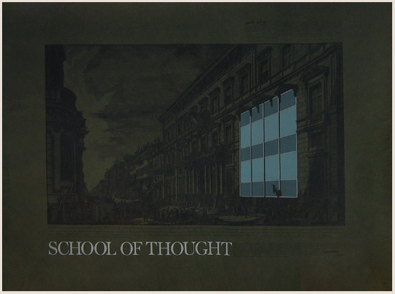 Architectural Rendering - School of Thought