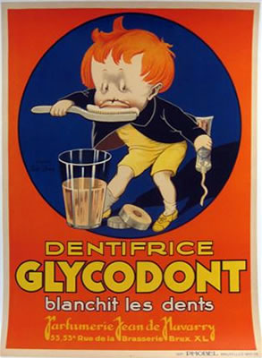 Dentrifice - Glycodont