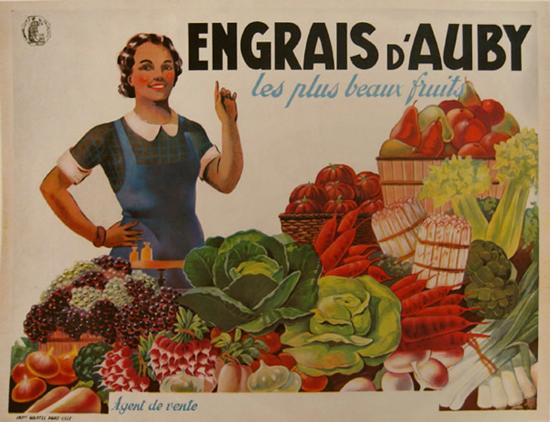 Engrais D'Auby (Bounty)