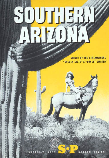 Souther Arizona - Southern Pacific