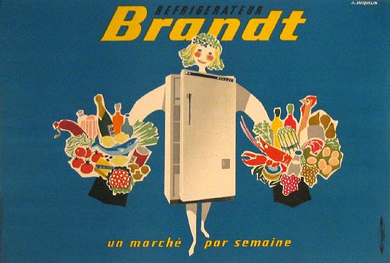 Brandt Refrigerators