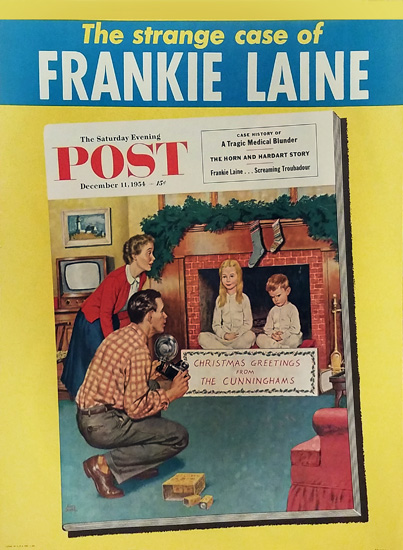 Saturday Evening Post - Frankie Laine