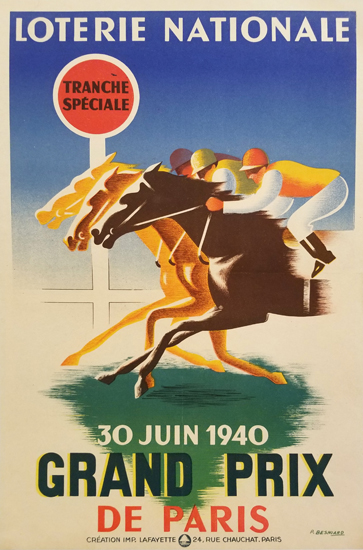 Loterie Nationale Grand Prix (Racing Horses)