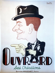 Ouvrard Men's Fashion