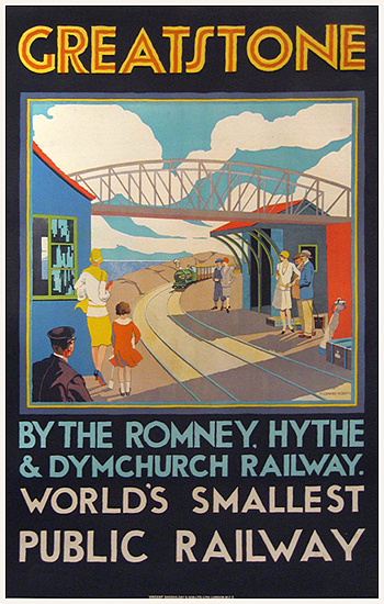 Dymchurch Railway - Greatstone
