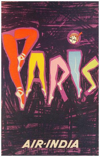Air India - Paris