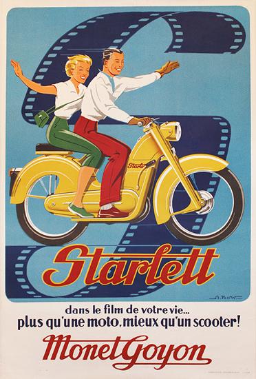 Starlett Monet Goyon
