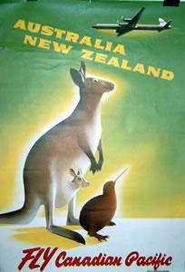 Canadian Pacific - Australia/New Zealand