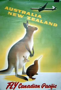Canadian Pacific - Australia/New Zealand