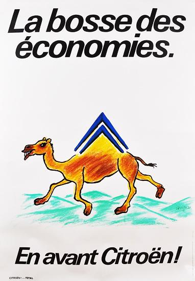 Citroen La Bosse des Economies