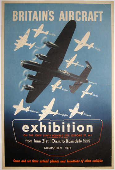 Britain's Aircraft Exhibition