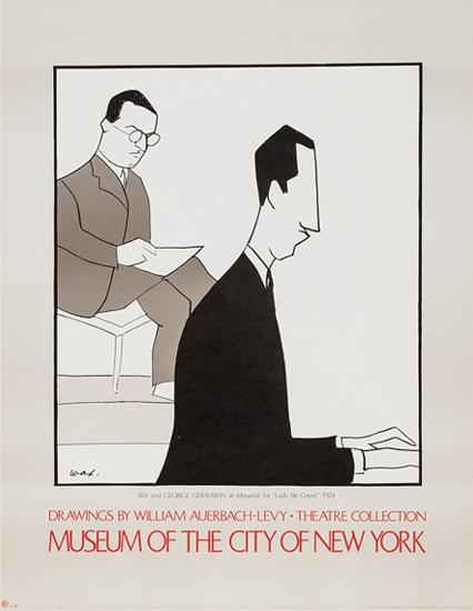 Ira and George Gershwin